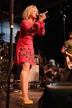 Camaron Marvel Ochs Photos - Camaron Marvel Ochs of CAM performs onstage during Pandora Country at Marathon Music Works on June 7, 2016 in Nashville, Tennessee. - Pandora Country