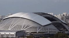 The Largest Dome ever built  , - ,   The Singapore Sp...