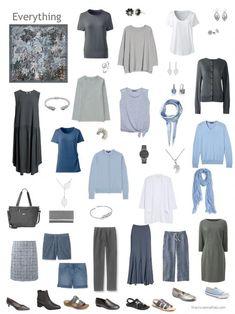 Build a Capsule Wardrobe in 12 Months, 12 Outfits – August 2018 - The Vivienne Files Capsule Wardrobe 2018, Capsule Wardrobe How To Build A, Plus Size Capsule Wardrobe, Wardrobe Sets, Minimalist Wardrobe, Minimalist Fashion, Moda Fashion, Womens Fashion, Summer Minimalist