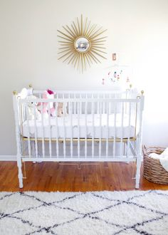 Neutral Chic Nursery