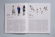 Kinfolk Redesign interview with Charlotte Heal - It's Nice That