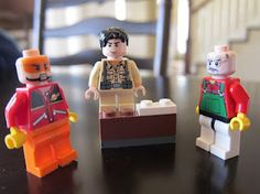 Little Things: Lego Learning : Presidents