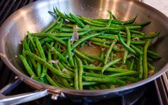 TESTED & PERFECTED RECIPE - Easy and elegant French green beans sautéed with sweet, tender shallots.