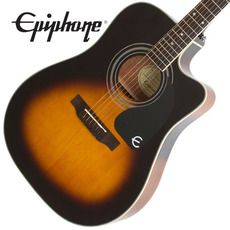 Epiphone / PRO-1 Ultra Acoustic/Electric VS Guitar Free Shipping! δ