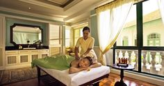 Experience Luxurious Traditional Spa Treatments from Generations ago