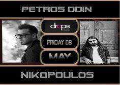 Petros Odin and Nikopoulos Dimitris @ drops bar :: Corfu2day.com