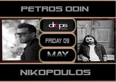 Petros Odin and Nikopoulos Dimitris @ drops bar :: Corfu2day.com