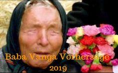 Baba Vanga: Baba Wanga Vorhersagen 2019 (Video) Baba Wanga, Making Predictions