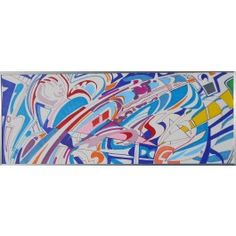 Mobius ( super clockwork series ) original art work by Tony Broadbent available at The Funky Art Gallery