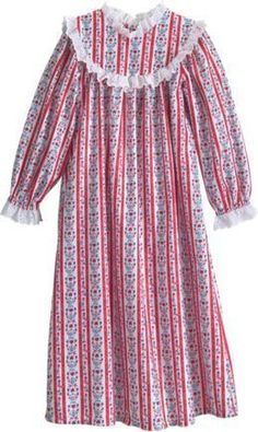 Our Tyrolean print Lanz of Salzburg girls' Christmas nightgown creates magical memories for your daughter or granddaughter. Soft flannel with eyelet trim. My Childhood Memories, Great Memories, 90s Childhood, School Memories, Christmas Nightgowns, Retro, Before I Forget, Thats The Way, Night Gown