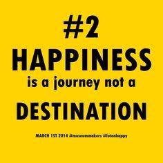 Museum Makers - Countdown to Happy #happy #lutonhappy #museummakers