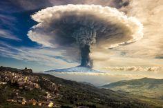 Etna by Fernando Famiani - Photo 133382469 / 500px