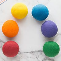 The BEST playdough recipe you will ever try with only 5 ingredients! This homemade playdough is soft, easy to make and lasts for months! Toddler Fun, Toddler Crafts, Preschool Crafts, Diy Crafts For Kids, Toddler Activities, Best Homemade Playdough Recipe, Diy Doll Miniatures, Nifty Crafts, Kids Corner