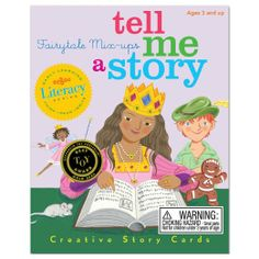Amazon.com: Tell Me A Story - Fairy Tale Mix-Up: Toys & Games