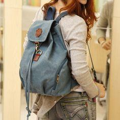 Leisure Fresh School Canvas Backpack|Fashion Backpacks - Fashion Bags- ByGoods.com