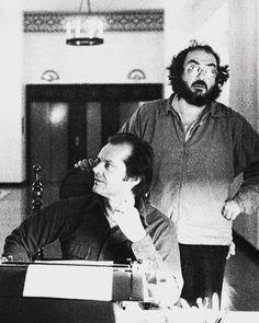#پشت_صحنه #behindthescenes  #درخشش #shining  استاد #استنلی_کوبریک به همراه #جک_نیکلسون _________________________________________  #film #films #movie #movies #cinematography #cinema #jacknicholson #stanleykubrick  #theshining #actor #فیلم #سریال #کارگردان #بازیگر