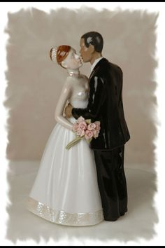 My wedding cake topper