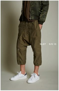 NLST Spring Summer 2015 Collection Mens Army Styles 008