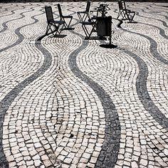calçada à portuguesa comtemporanea - Pesquisa do Google