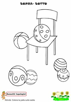 Idee e proposte didattiche per lo sviluppo e l'apprendimento. Risorse per insegnanti, educatori, genitori e Bambini Preschool Worksheets, Preschool Learning, Language Activities, Activities For Kids, Hand Embroidery Tutorial, Kids Writing, Working With Children, Pre School, Montessori