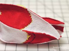 Hot Air balloon pattern and tutorial