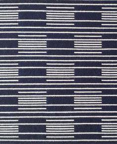 Wrekin Colourway: Face A - Blue-black with white accent Face B – White with blue-black accent 92% pure new wool, 8% nylon