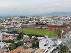 Estádio Aníbal Costa - Tubarão (SC) - Capacidade: 15 mil - Clube: Hercílio Luz