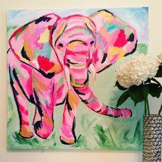 Dapper Elephant, Megan Carn 2014