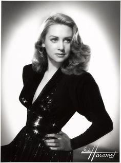 Martine Carol (1920-1967)