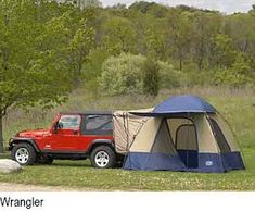 Go Camping With Your Tent AND Your Jeep! - Just For Jeeps Article Directory - Jeep Accessories - Jeep Parts - Mopar - Grand Cherokee - Liberty - Wrangler - Commander