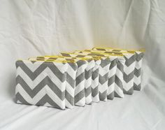 Set of 12 - Embroidered Makeup bag - Personalized Chevron Pouch - Bridesmaid clutches - Small