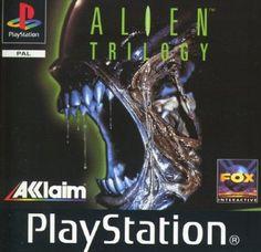 Alien Trilogy: Playstation: Amazon.de: Games