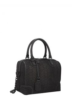 Have You Met Our Black Dy Snake Olivia Bag It S New Go To