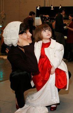 Katie Holmes & Suri Cruise at the NYC Ballet