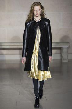Louis Vuitton Fall 2017 Ready-to-Wear Fashion Show - Rianne van Rompaey