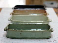 For many years, pottery has played an integral role in society, with many people collecting and making their own different variety. In some cases, ancient pottery has been sold for thousands, if no… Hand Built Pottery, Slab Pottery, Ceramic Pottery, Pottery Art, Ceramic Art, Ceramic Tableware, Ceramic Bowls, Kitchenware, Ceramic Furniture