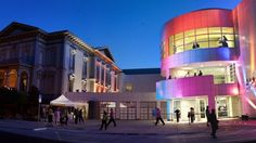If you haven't seen the new expanded Crocker Art Museum you're truly missing one of Sacramento's treasures.