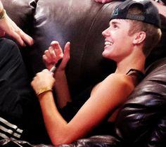 That smile tho!!! @Justin Dickinson Bieber ✓