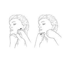 Как «поставить на место» лицо: Простое упражнение для противодействия возрастным изменениям Beauty Skin, Hair Beauty, Body Mask, Face And Body, Beauty Secrets, Namaste, Health Fitness, Skin Care, Blog