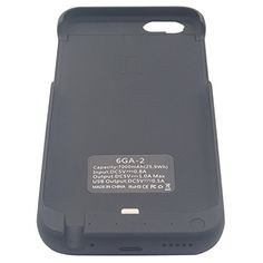 DigitBay 6GA-2 7000 mAH Li-Polymer Battery Charger Case with Standing Holder for iPhone 6 Plus 6S Plus (Detachable to Fit) DigitBay http://www.amazon.com/dp/B019CQ4HV0/ref=cm_sw_r_pi_dp_uQRCwb15VNJSJ