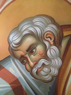 Byzantine Icons, Vignettes, Fresco, Portrait, Blog, Mai, Amazing, Icons, To Study