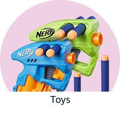 Off or more: Toys & Games Nerf Toys, Amazon, Games, Amazons, Riding Habit, Gaming, Plays, Game, Toys