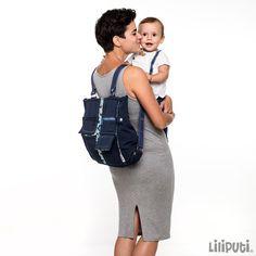Liliputi® Mama Bag Daisy | Liliputi baby shop Side Bags, Baby Wearing, Baby Shop, Fashion Backpack, Diaper Bag, Daisy, Backpacks, Shoulder Bag, Shopping