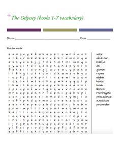 books+1-7+vocabulary