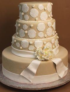 Deluxe wedding cake by Konditor Meister