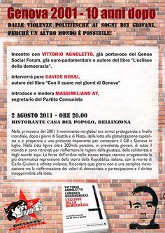 Genova G8 : 10 anni dopo