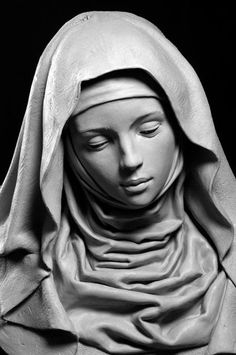 Stone Sculptures, Full Figure Portrait Sculpting by Philippe Faraut: