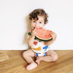 Un joli fruit facile à manger, vive la pastèque! Fruit, Pretty, Eat, Recipes