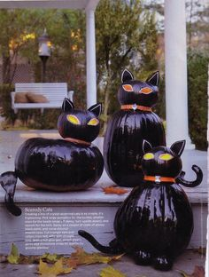 Cool pumpkin decorating