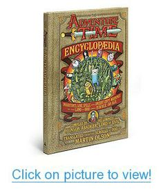 The Adventure Time Encyclopaedia Home #Office #Books